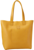 Frye Bag -  FRYE Stitch Smooth Full Grain Tote Yellow