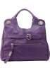 Foley + Corinna Hand bag -  Foley + Corinna Jet Set 9300542 Tote Aubergine