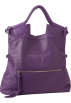 Foley + Corinna Hand bag -  Foley + Corinna Mid City 9900042 Tote Aubergine