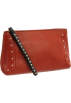 Foley + Corinna Clutch bags -  Foley + Corinna Women's Studded Clutch Terracotta Combo