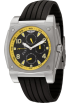 Invicta Watches -  I By Invicta Men's 41698-002 Stainless Steel and Black Rubber Watch