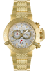 Invicta Relógios -  Invicta Men's 5406 Subaqua Noma III Collection Gold-Tone Chronograph Watch
