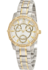 Invicta Watches -  Invicta Women's 1778 Wildflower White MOP Dial Two Tone Stainless Steel Watch
