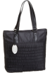 Kenneth Cole Reaction Bag -  Kenneth Cole Reaction Luggage Ruffle My Feathers Full Detail Tote Black