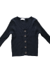 FECLOTHING Cardigan -  Lazy wind knit cardigan sweater coat