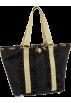 LeSportsac Bag -  LeSportsac La Vie Petite Shoulder Bag Manoush Embroidered Gold