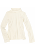 Lilly Pulitzer Long sleeves shirts -  Lilly Pulitzer Girls 2-6x Taya Turtleneck Tee Cameo White