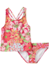 Lilly Pulitzer Swimsuit -  Lilly Pulitzer Girls Tessa Tankini Azalea Pink Mini