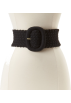 Lilly Pulitzer Belt -  Lilly Pulitzer Women's Sadie Belt Black