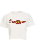 FECLOTHING T-shirts -  Little Chili Cute Print Short Sleeve T-S