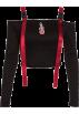 FECLOTHING Košulje - duge -  Long sleeve suspenders with exposed nave