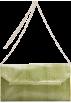 Mango Messenger bags -  Mango Women's Crocodile Texture Messenger Beige