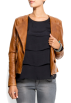 Mango Jacket - coats -  Mango Women's Leather Jacket Leather