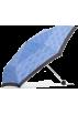 Mango Accessories -  Mango Women's Letters Print Umbrella Azure