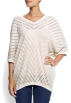 Mango Shirts -  Mango Women's Oversize Knit Jumper Neutral