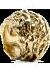Mango Rings -  Mango Women's Oversize Ring Gold