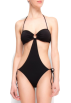 Mango Swimsuit -  Mango Women's Trikini Ring