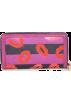 Amazon.com Wallets -  Marc Jacobs Slim Zippy Wallet in Royal Fuchsia Multi