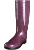 Amazon.com Boots -  Marc by Marc Jacobs Women's 605128 Rainboot Purple