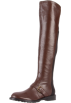 Amazon.com Boots -  Marc by Marc Jacobs Women's 626240/11 Knee-High Boot Dark Brown