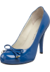 Amazon.com Shoes -  Marc by Marc Jacobs Women's Almarc Pump Blue