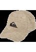 Quiksilver Cap -  Mens Quiksilver Trepidant Hat Khaki