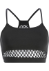 FECLOTHING Shirts -  Netted fishnet vest