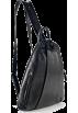Osgoode Marley Backpacks -  Osgoode Marley Teardrop Multi Zip Raisin