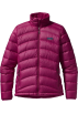 Patagonia Jacket - coats -  Patagonia Hi-Loft Down Sweater Jacket - Women's Magenta