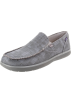 Patagonia Shoes -  Patagonia Shoes Men Mens Sable Brown Naked Maui Slip-On Loafers T50851 Narwhal Grey Print