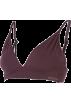 Patagonia Underwear -  Patagonia Women's Barely Wireless Bra Opal Deep Plum