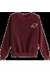 ZAFUL Pullovers -  Planet Drop Shoulder Sweatshirt