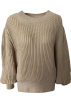 FECLOTHING Pullovers -  Pullover sweater round neck sweater
