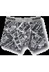 Quiksilver Underwear -  Quiksilver Coconut Boxers -Kids white black  Size: