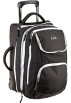 Quiksilver Bag -  Quiksilver Men's Accomplice Carryon Bag Black/Silver