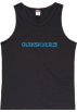 Quiksilver Top -  Quiksilver Men's Backyard Tee Black
