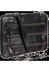 Rebecca Minkoff Bag -  Rebecca Minkoff 5 Zip Laptop Bag Black Shine