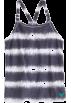 Roxy Shirts -  Roxy Boogie Board Shirt -Kids blue black dyeSize: