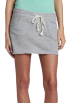 Roxy Skirts -  Roxy Juniors Sand Skirt Gray