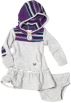 Roxy Obleke -  Roxy Kids Baby-girls Infant Monkey Bars Dress Grey/multi Color