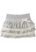 Roxy Skirts -  Roxy Kids Girls 2-6x Good To Go Mini Skirt Heritage Heather