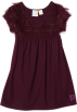 Roxy Dresses -  Roxy Kids Girls 2-6x Teenie Wahine - Puppy Love Knit Dress Potent Purple