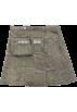 FECLOTHING Skirts -  Scottish plaid skirt vintage irregular h