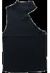 FECLOTHING Vests -  Sleeveless knit vest