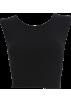 FECLOTHING Vests -  Sleeveless t-shirt eyelet strapless back