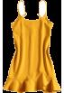 ZAFUL Dresses -  Slip Ruffles Mini Dress