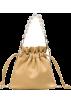 FECLOTHING Messaggero borse -  Solid color casual pearl portable bucket