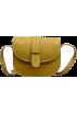 FECLOTHING Messaggero borse -  Solid color saddle bag casual shoulder M