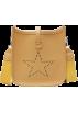 FECLOTHING Messaggero borse -  Solid color simple shoulder messenger ba