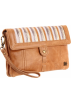 The SAK Clutch bags -  The Sak Fontana 3-In-1 Clutch Solano Stripe